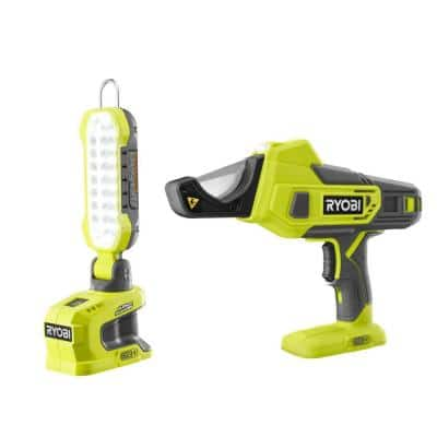 ONE+ 18V Cordless PVC and PEX Cutter with Hybrid LED Project Light (Tools Only)