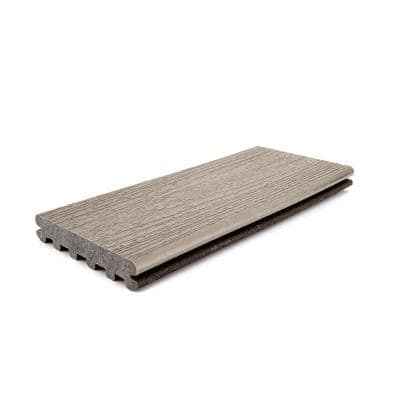 Trex 1 in. x 6 in x 12 ft. Enhance Naturals Rocky Harbor Grooved Edge Composite Deck Board
