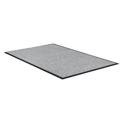 Absorba Mat NG Gray 4 Ft. x 6 Ft. Commercial Door Mat