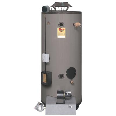 Xtreme Heavy Duty 90 Gal. 640K BTU Commercial Natural Gas ASME Mass Code Tank Water Heater