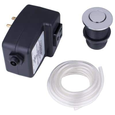 Air Switch Kit for Garbage Disposals Direct Plug-In