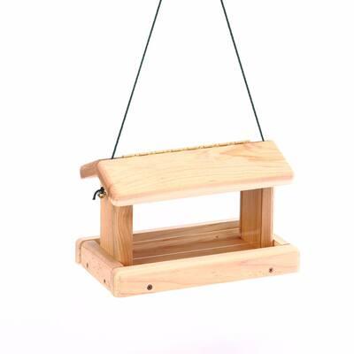 Bird Choice Hopper Feeder Kit-Unassembled