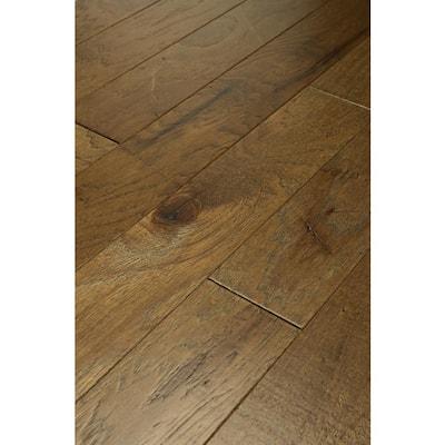 Take Home Sample - Chantilly Alabaster Engineered Hardwood Flooring - 5 in. x 8 in.