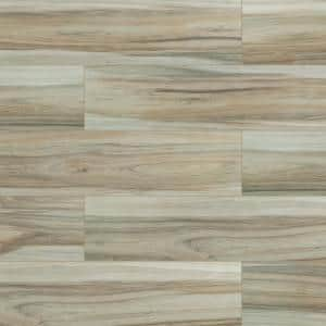 Ansley Amber 9 in. x 38 in. Matte Ceramic Floor and Wall Tile (14.75 sq. ft. / case)