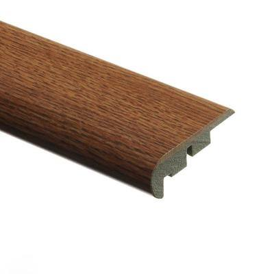 Eagle Peak Hickory 3/4 in. Thick x 2-1/8 in. Wide x 94 in. Length Laminate Stair Nose Molding