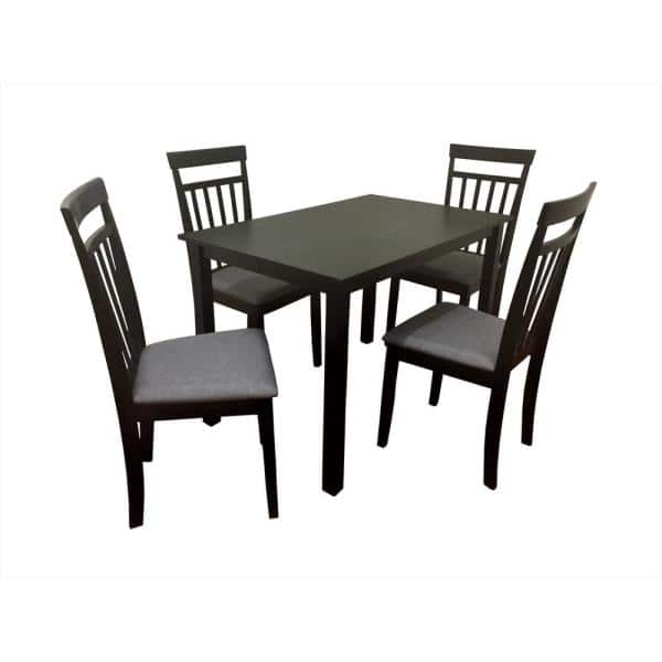 Us Pride Furniture Raymond Wood 5 Piece, Dining Room Chair Sets