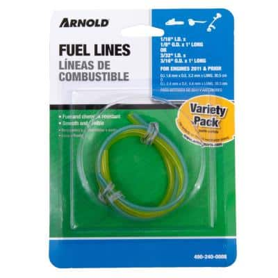 1 ft. Universal Fuel Line Kit