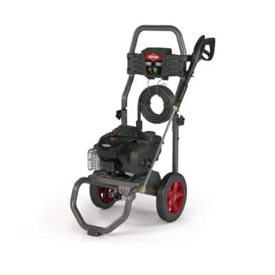 2200 PSI 1.9 GPM Cold Water Gas Pressure Washer with B&S 550e Engine and Quick-Connect Spray Tips