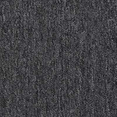 Viking  - Color Stingray 12 ft. Loop Black Carpet