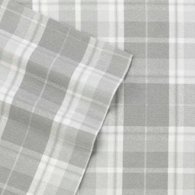 Mulholland Stripes & Plaids Flannel Sheet Set