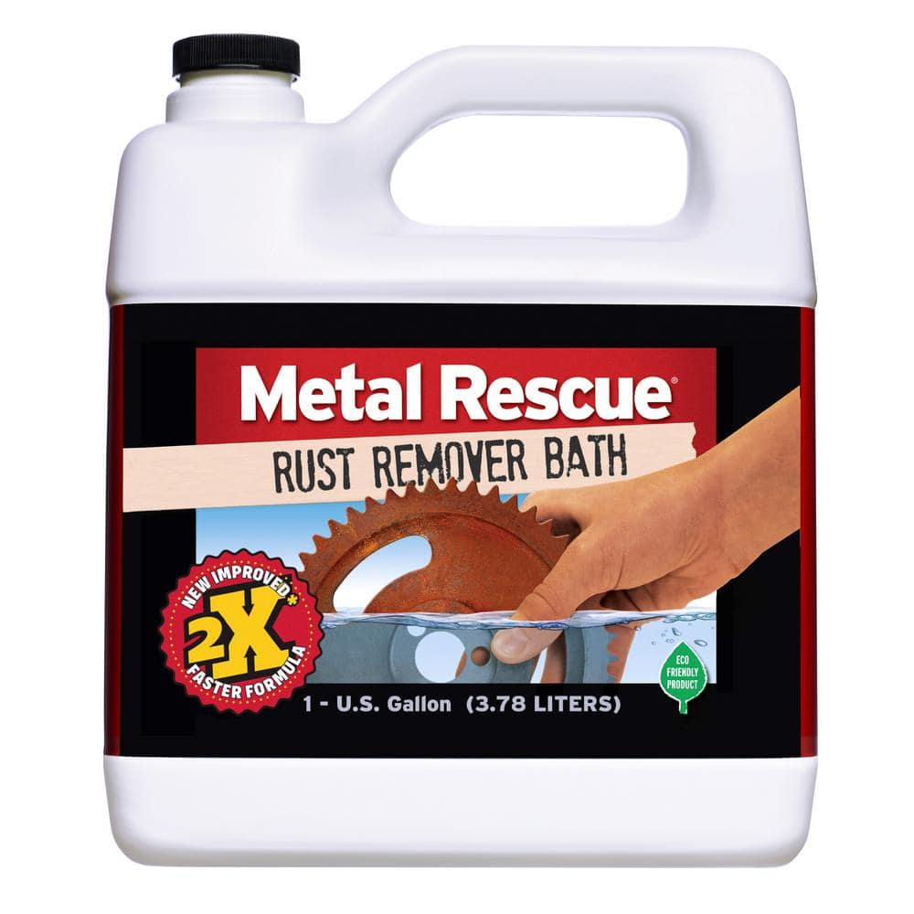Blaster 1 Gal. Metal Rescue Rust Remover Bath