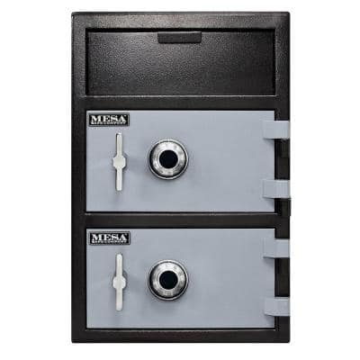 3.6 cu. ft. Two Combination Locks Depository Safe