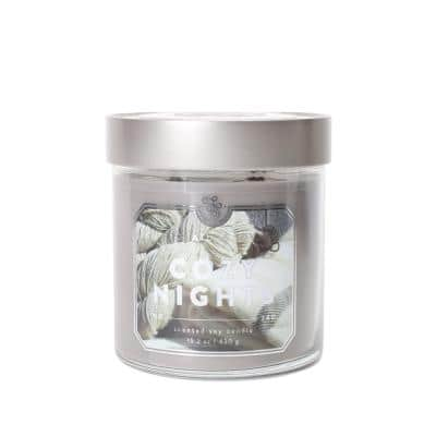 15.2 oz. Cozy Nights Scented Candle