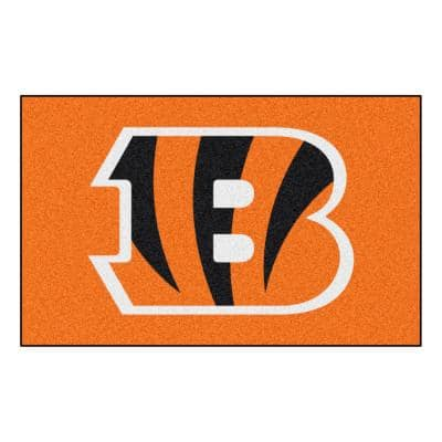 NFL - Cincinnati Bengals Rug - 5ft. x 8ft.