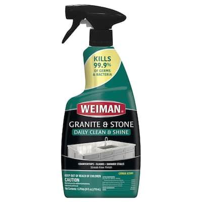 24 oz. Liquid Granite Countertop Polish Cleaner