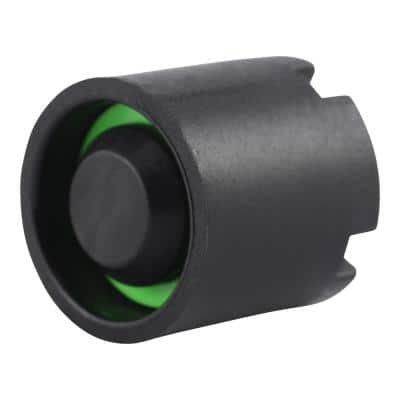 1/2 in. Push-to-Connect EVOPEX Plastic End Stop Fitting