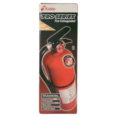 Pro 460 4-A:60-B:C Fire Extinguisher