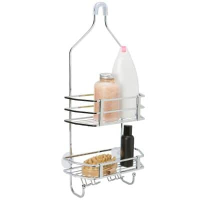 Square Wire Shower Caddy - Moderno -CHR