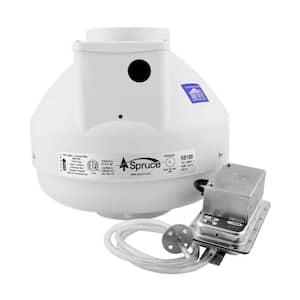 fantech dryer booster fan system dbf110