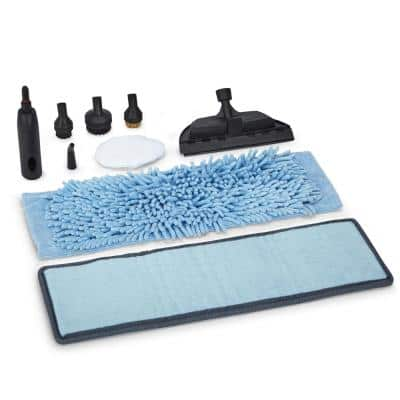 Accessory Pack for SteamMachine Steam Cleaner
