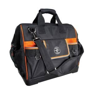 Tool Bag, Tradesman Pro™ Wide-Open Tool Bag, 42 Pockets, 16-Inch
