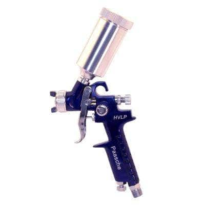 Gravity Feed HVLP Touch up Paint Sprayer with 0.8 mm Head