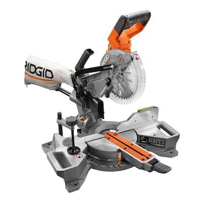 18V Brushless 7-1/4 in. Dual Bevel Sliding Miter Saw (Tool Only)