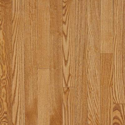 American Originals Spice Tan Oak 3/8 in. T x 3 in. W Engineered Click Lock Hardwood Flooring (22 sq. ft./case)