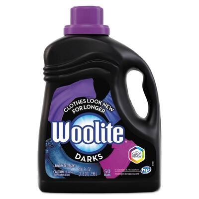 100 oz. Extra Dark Care Liquid Laundry Detergent Bottle, (4/Carton)
