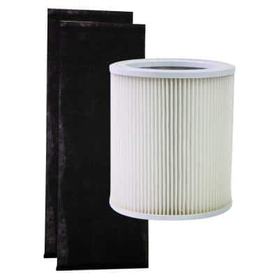 Replacement Value Pack with HEPA EcoSilver Pre-Filter for HP400 Air Purifier Series