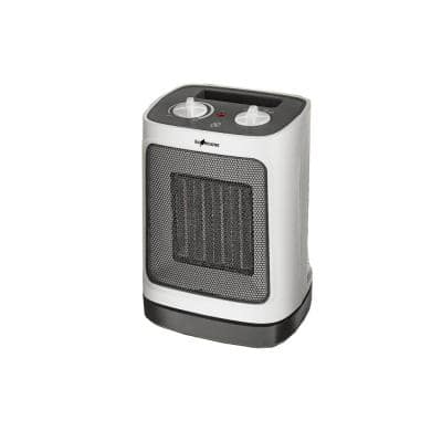 Electric Ceramic Heater with Oscillation