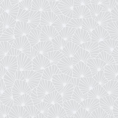 Blomma Dove Geometric Dove Wallpaper Sample