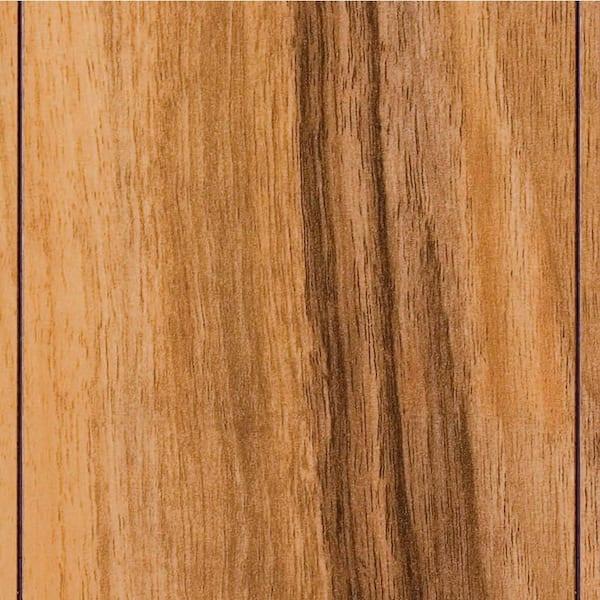 High Gloss Natural Palm 8 Mm, Home Depot High Gloss Laminate Flooring