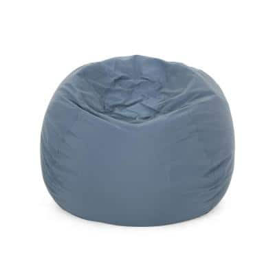 Rothrock Blue Water-Resistant Bean Bag