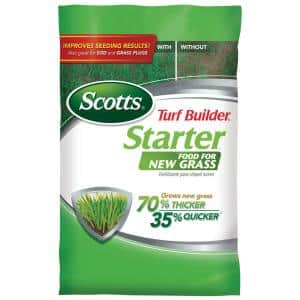 Turf Builder 44.2 lbs. 14,000 sq. ft. Starter Brand Lawn Fertilizer