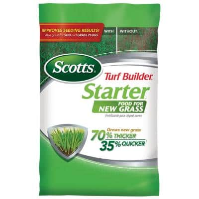 Turf Builder 44.2 lbs. 14,000 sq. ft. Starter Brand Lawn Fertilizer