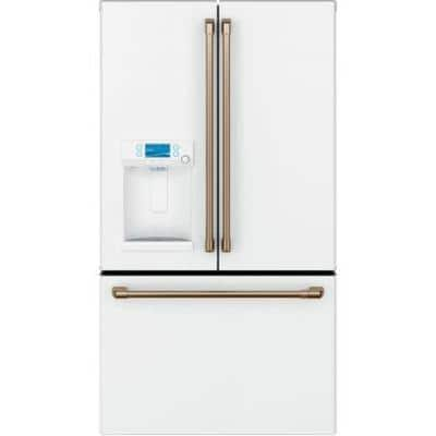 Configurable French Door Smart Refrigerator