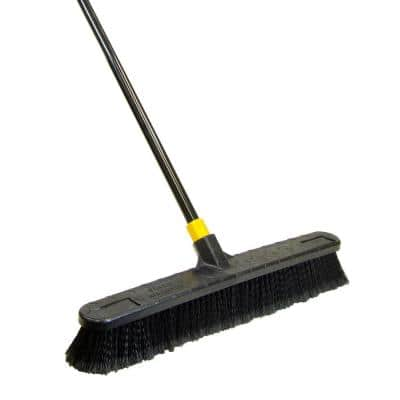 24 in. Smooth Surface Push Broom