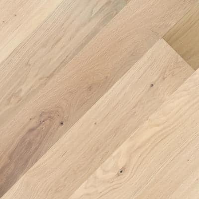 Shenandoah Oak 6.5 in. W x Varying Length Engineered Waterproof Click Lock Hardwood Flooring (21.67 sq. ft. / case)