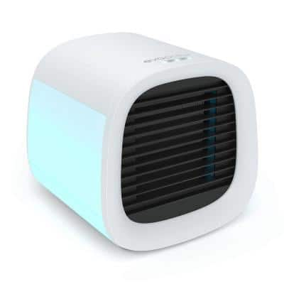 45 sq. ft. evaChill Nano 47 CFM 4-Speed Portable Evaporative Cooler Air Conditioner