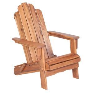 Boardwalk Brown Outdoor Adirondack Chair
