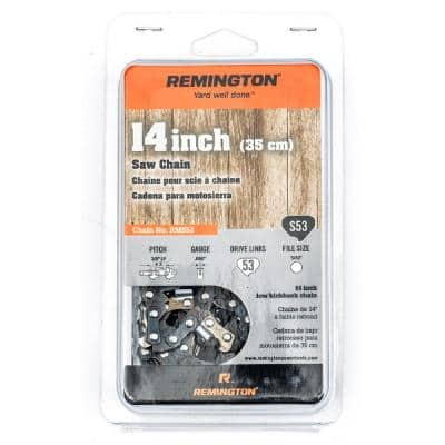 S53 14 in. Chainsaw Chain