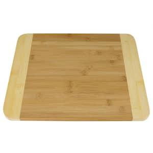 13.25 in. Bamboo Cutting board