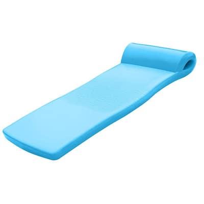 Ultimate Foam Mattress Marina Blue Pool Float