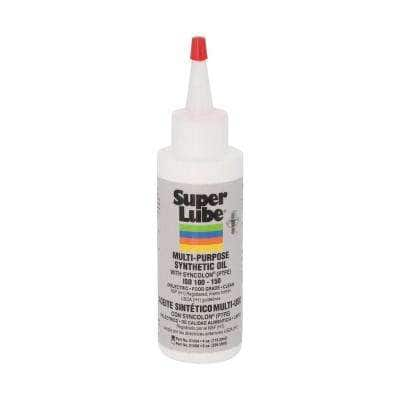 4 oz. Bottle Oil with Syncolon (PTFE) Lubricant