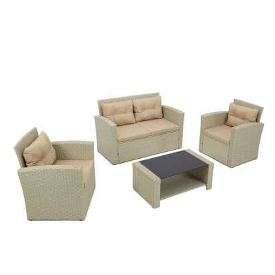 Bamboo Outdoor Lounge Furniture, Can Bamboo Furniture Be Used Outdoors