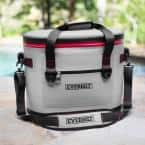 30-Can Soft-Sided Cooler Bag - Holds 22 lbs. of Ice