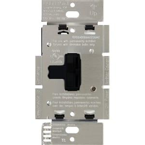 Toggler 600-Watt 3-Way Magnetic Low-Voltage Dimmer, Black