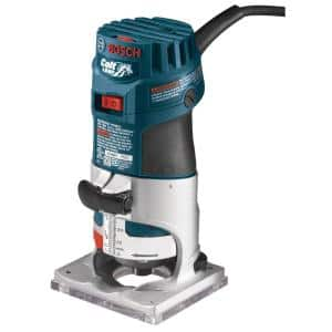 5.6 Amp 1.0 HP 120-Volt Variable-Speed Fixed Base Corded Palm Router