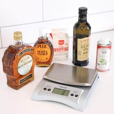 Aqua Digital Food Scale